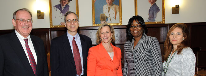 The Joan H. Tisch Community Health Prize Award Recipients