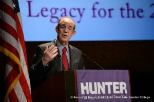 David Eisenhower Introduces the Public Program (March 7, 2013)